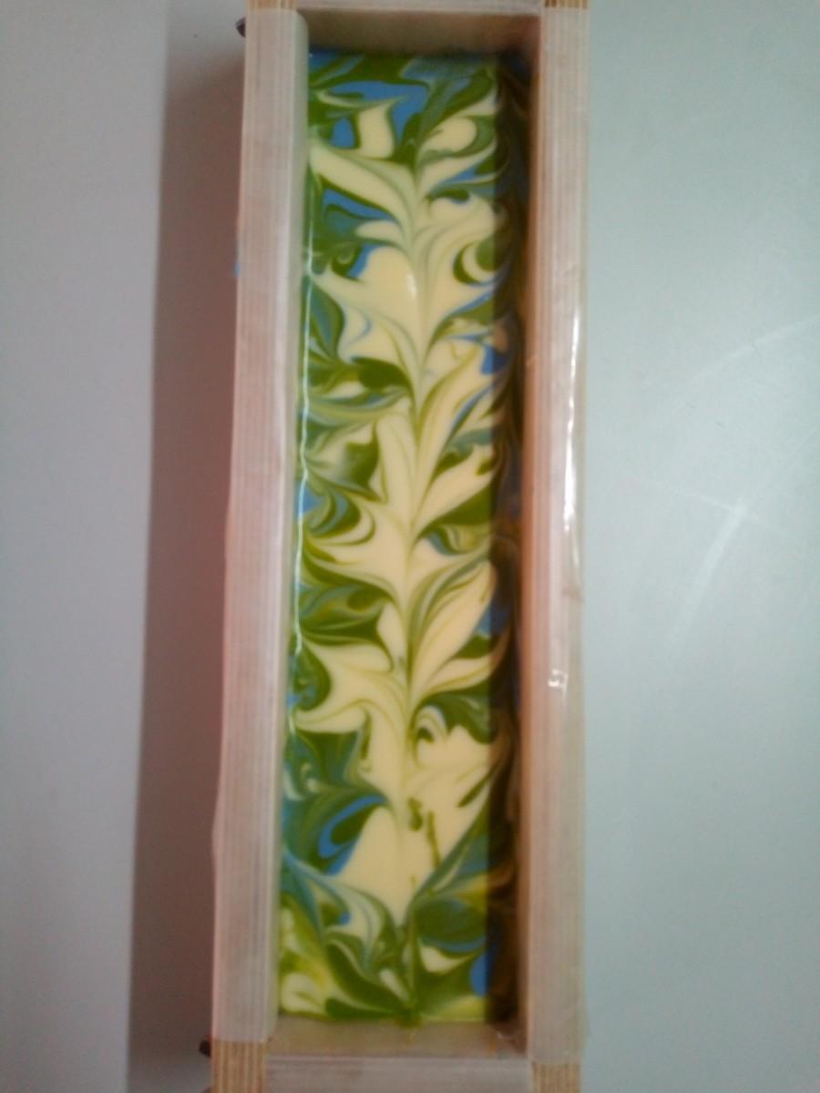 τεχνικη Σαπουνιου ελαιολαδου